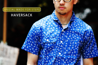 HAVERSACK -Special made for STEPS-