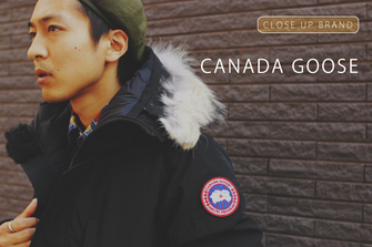 CANADA GOOSE -CLOSE UP BRAND-