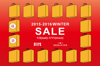 2015-2016 FALL&WINTER SALE START!!