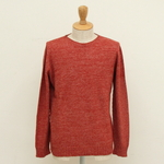 FRANK LEDER / COTTON SWEATER