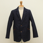 FRANK LEDER / WAX COTTON JACKET