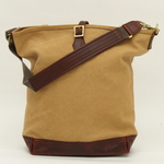 ARTS&CRAFTS /[AGING CANVAS]ONE STRAP CARRYALL