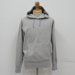 ORCIVAL / VINTAGE FRENCH TERRY HOOD SWEAT