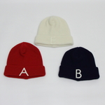 DECHO× ANACHRONORM/ BEAT INITIAL KNIT CAP