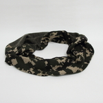 general design made / WOOL CC JACQUARD TWIST NECKWARMER
