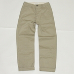 COMMONO reproducts / CHINO TROUSER