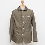 DANTON / 丸襟シングルジャケット(DOWNPROOF)