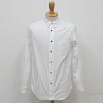 EEL / 陶器釦のシャツ