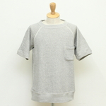 Sanca / 別注 SHORT SLEEVE SWEAT