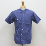 HAVERSACK / 別注 MINI DOT SHORT SLEEVE SHIRTS