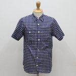 HAVERSACK / 別注 CHECK SHORT SLEEVE SHIRTS