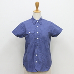 HAVERSACK / 別注 MINI DOT SHORT SLEEVE SHIRTS for LADIES'