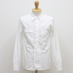 HAVERSACK / 別注タイプライターシャツ