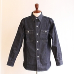 BONCOURA / デニムワークシャツ