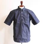 BONCOURA / 別注プルオーバーシャツ