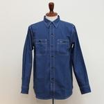 BONCOURA / ワークシャツ ベタシャン