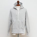 THE BASICS / ZIP PARKA
