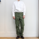 THE BASICS / FATIGUE BUSH PANTS