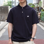 SCYE BASICS / サイ ベーシックス 別注後染めポロ